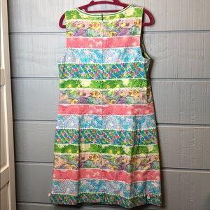 Lilly Pulitzer Dresses - Lilly Pulitzer pattern stripe shift dress